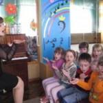Елена Алексеевна работает, используя здоровьесберегающие технологии