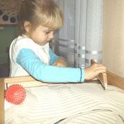 Игры с песком - любимое занятие детей!